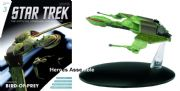 Star Trek Official Starships Collection #003 Klingon Bird Of Prey Eaglemoss